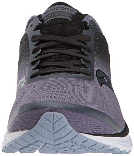 Grey Black Shoe Running Men's Breakthru 4 Saucony 80Pxn