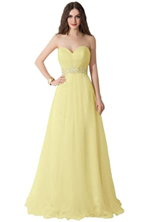 Sunvary Stylish Paillette Sheath Trailing Pageant Dresses Evening Prom Dresses-6-Apple Green