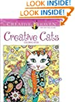 Creative Haven Creative Cats Coloring...