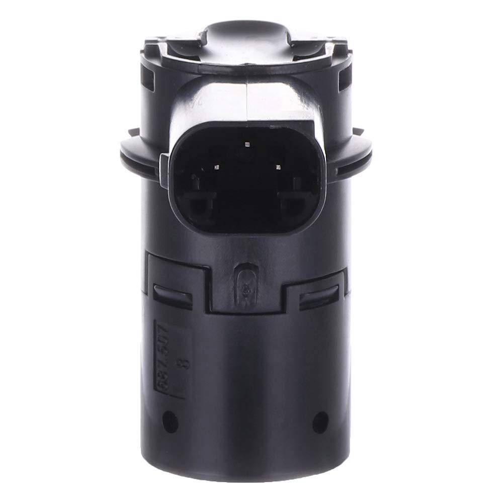 LSAILON 4Pcs Reverse Rear Bumper Parking Assist Aid Park Sensor 4F23-15K859-AA for Ford E-150 E-250 E-350 Super Duty,F-150 F-250 F-350 Super Duty,Escape//Expedition//Explorer//Freestar
