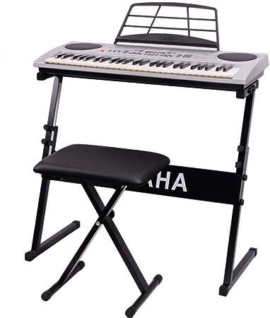 Juguete de piano electrónico, teclado electrónico de 54 ...