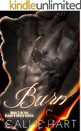 Burn (Blood & Roses series Book 3)