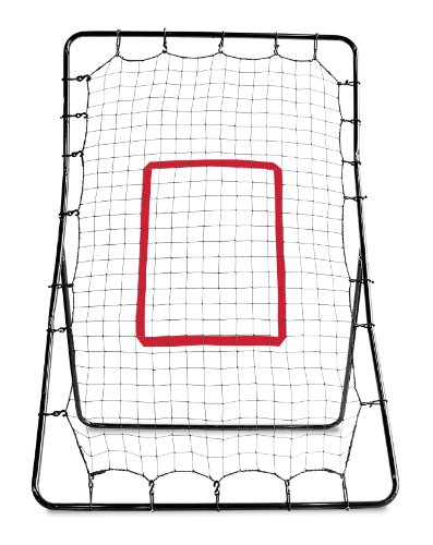 SKLZ Youth Baseball and Softball Pitchback Rebound Net - Throwing Pitching and Fielding baseball trainer