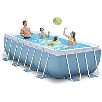 Intex 118 by 78 by 29 1 2 inch rectangular for Garten pool set 500