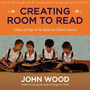 Creating Room to Read Audiobook