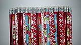 24 Holiday Christmas Themed Pencils- Stocking Stuffers