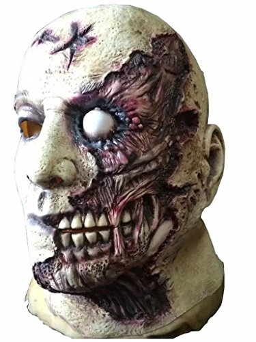 Blurp Charlie Mask (Naray Deadly Silence Blurp Charlie Latex Screaming Corpse Overhead Mask)