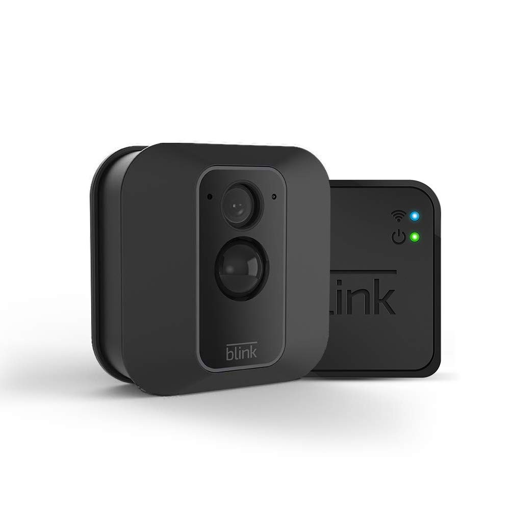 All-new Blink XT2 Outdoor/Indoor Smart Security Camera with cloud storage included, 2-way audio, 2-year battery life - 1 camera kit by Blink Home Security