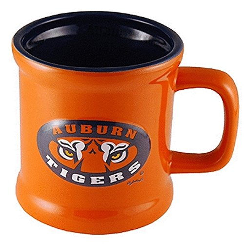 - Game Day Outfitters Auburn University Tigers Ceramic Mug