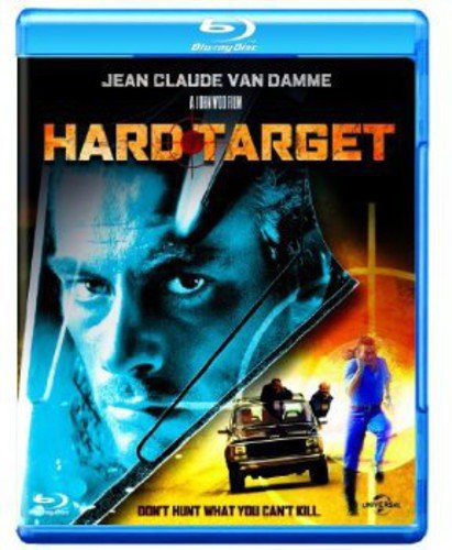 Hard Target (Blu-ray)  - Seller: MARVELIO [+Peso($26.00 c/100gr)] (MMV)