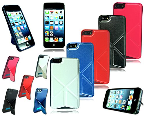 Neueste Design Slim Leder Ständer Schutzhülle für Apple I Phone 6Plus