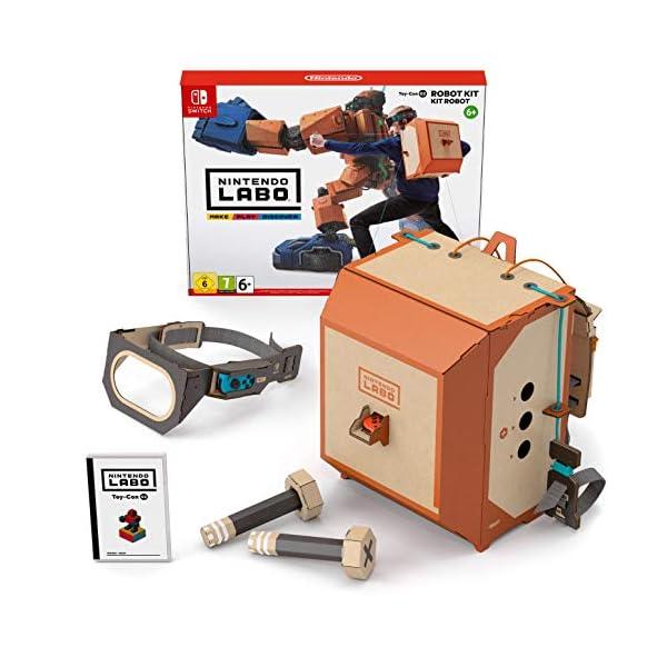 Nintendo Labo: Robot Kit 2