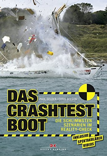 Das Crashtest-Boot: Die schlimmsten Szenarien im Reality-Check. Inklusive spektakulärer Videos