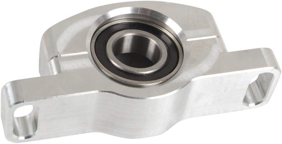 Naliovker Roulement de Transporteur en Aluminium en Billette Robuste Roulement Support darbre de Transmission Adapt/é pour RZR XP 1000 Graissable et Auto-Alignant 2014+ XP 4 1000