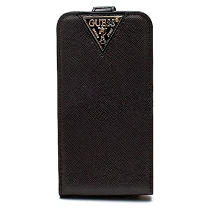 Guess Flip Case Schwarz für Apple iPhone 55SSE: