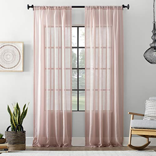 Check expert advices for blush sheer curtains for bedroom?