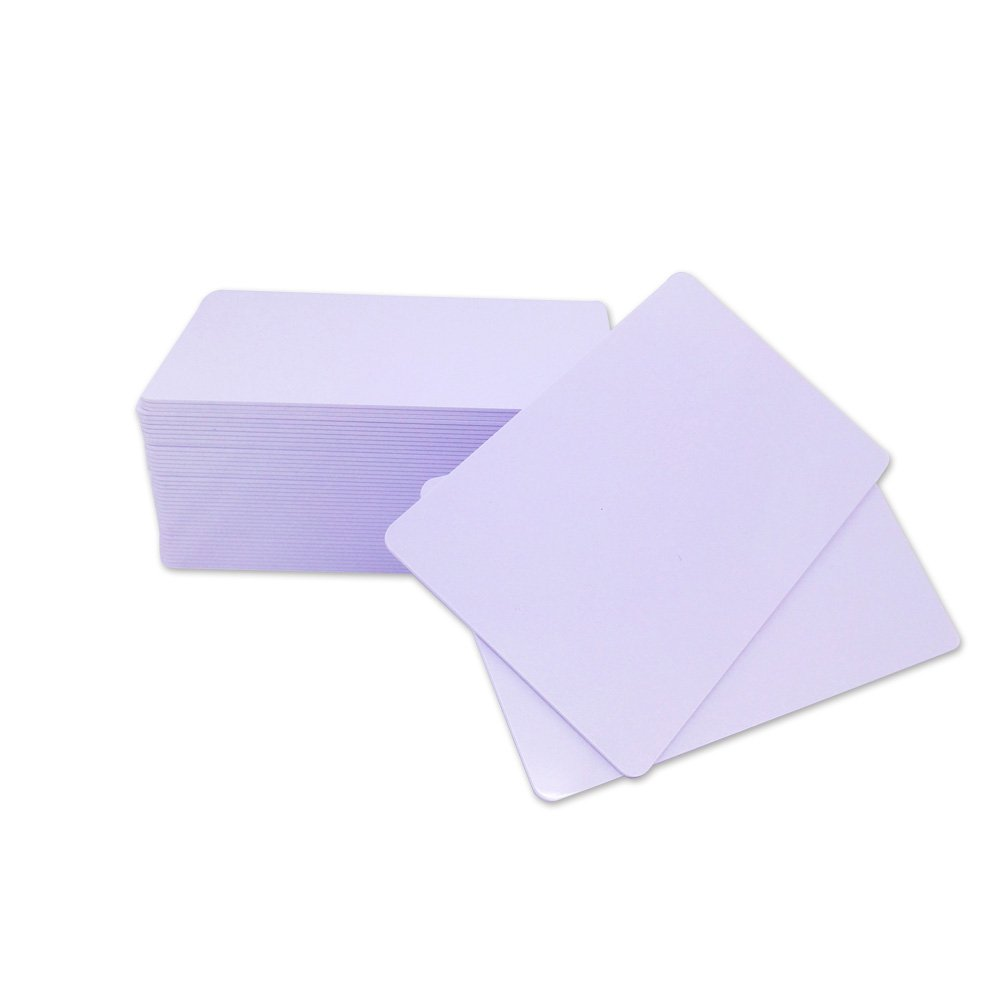 FONGWAH Ntag215 White PVC Blank Amiibo Cards 20x Cards+10x Stickers(TagMo Compatible) (30)
