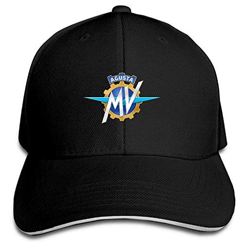 Sandwich Cap Hat Hat Usta Hats Sun Logo 6077L1 Baseball qWfSX