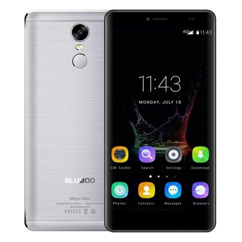 BLUBOO Maya Max 32GB 6.0 Inch Android 6.0 Smartphone, MTK6750 Octa Core 1.5GHz, 3GB RAM GSM & WCDMA & FDD-LTE (Grey) by BLUBOO