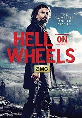 Railway Company Series - Hell on Wheels (2011) - Season 04