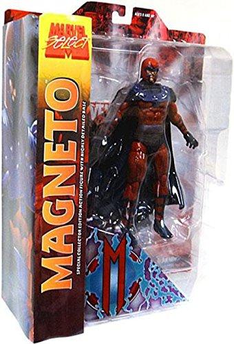 - Diamond Select Toys Marvel Select: Magneto Action Figure
