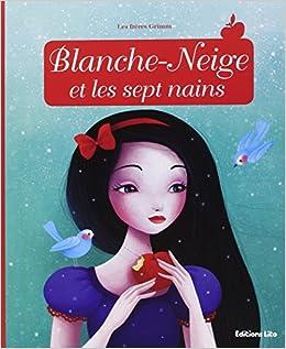 Minicontes Classiques Blanche Neige Et Les Sept Nains