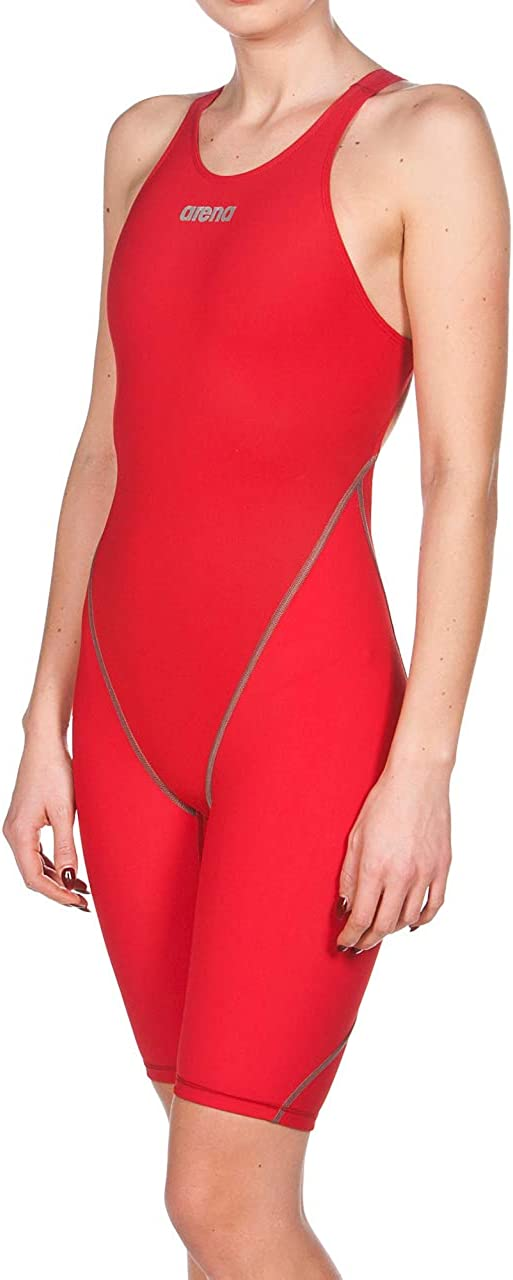 Arena Powerskin ST 2.0 Womens One Piece Open Back Racing Swimsuit