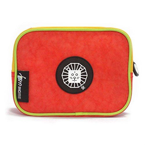 BigLove Kids 'Lion Square Tasche, mehrfarbig, klein