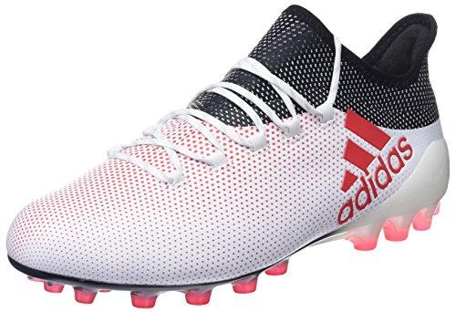 17 Adidas 1 Fútbol Blanco Correa ftwbla Hombre X Negbás De Para Ag Botas 000 55TaUrRA