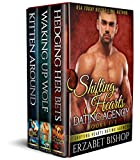 Shifting Hearts Dating Agency: Books 1-3