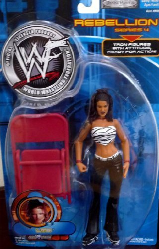LITA WWE WWF Rebellion Series 4 Figure by WWF by
