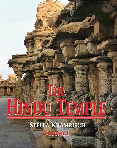 The Hindu Temple (2 Volumes) (Pt. 1 & 2)