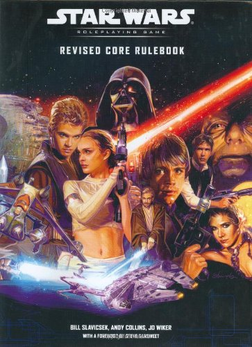 Revised Core Rulebook (Star Wars Roleplaying Game) - Star Wars Rpg Core
