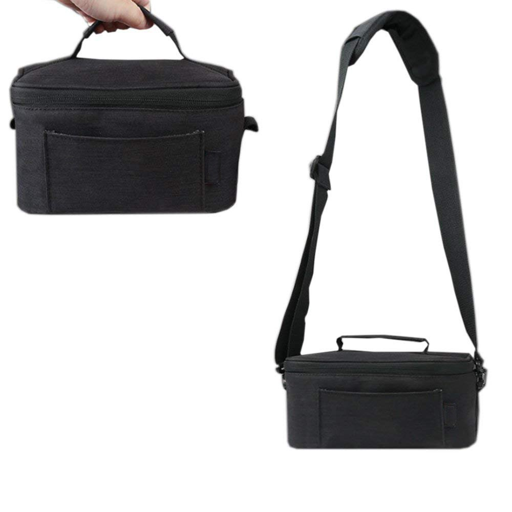 Remote Controller,Power Bank and All Accessories Carry Bag Protective Storage Box Bag Esimen Travel Carrying Case for Oculus Go Black Oculus Go Case