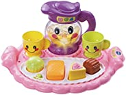 VTech Learn and Discover Pretty Party Playset, Great Gift for Kids, Toddlers, Toy for Boys and Girls, Ages Inf