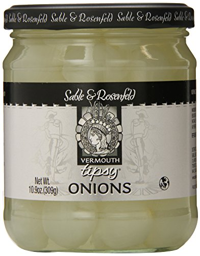 - Sable & Rosenfeld Tipsy Onion Vermouth, 10.9 Ounce