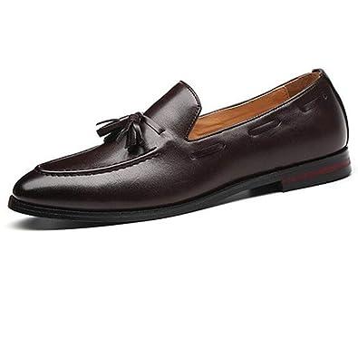 XY399De Zapatos de Traje Mocasines de Moda for Hombres ...