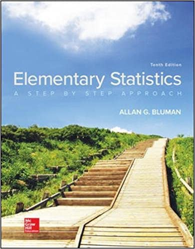 Amazon elementary statistics a step by step approach amazon elementary statistics a step by step approach 9781259755330 allan g bluman books fandeluxe Image collections