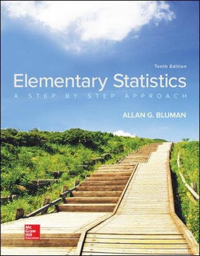 1259755339 - Elementary Statistics: A Step By Step Approach
