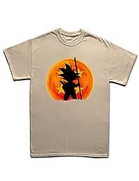 Saiyan By Night T Shirt (Tee)