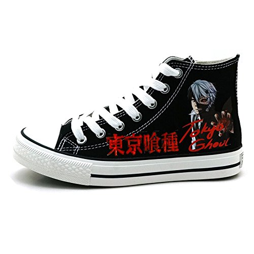 Tokyo Ghoul Kaneki Ken Cosplay Shoes Canvas Shoes Sneakers outlet discount sale cheap sale 2015 free shipping perfect clearance recommend Ib2VAc
