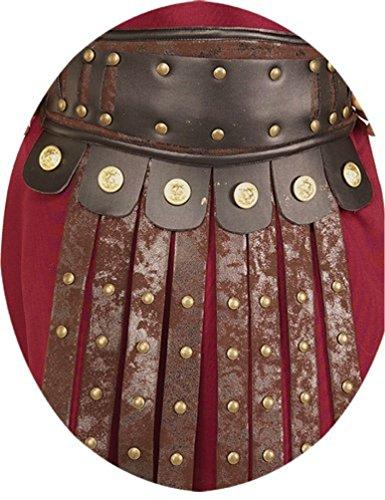 Rubie's Costume Men's Roman Apron and Belt Accessory, 2 - Costume Accessory Adult Roman