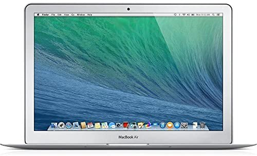 Most Popular Apple MacBook Air MJVE2LL/A 13-inch Laptop 1.6GHz Core i5, 8GB RAM, 128GB SSD (Renewed)