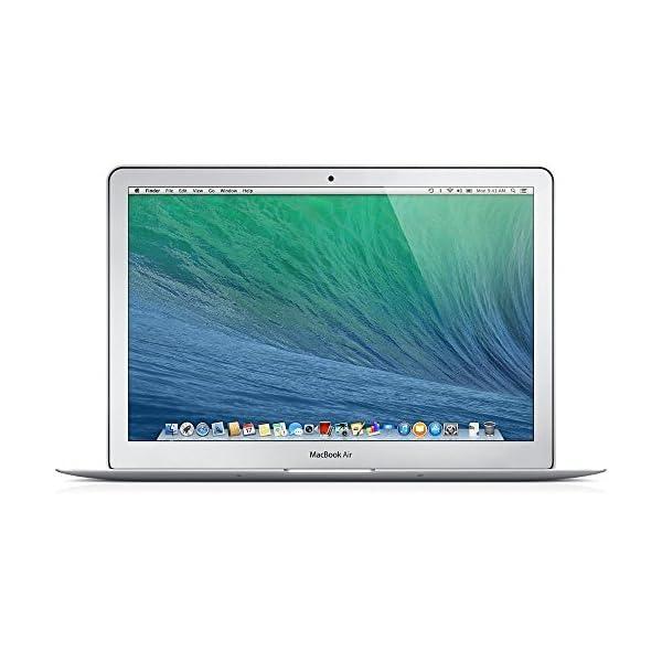 "Apple MacBook Air 13.3"" LED Laptop Intel i5-5250U Dual Core 1.6GHz 4GB 128GB SSD Early 2015 - MJVE2LL/A (Refurbished) 1"