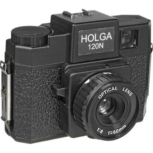 Holga 120N Plastic Camera by Holga
