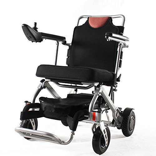 Bangeran Electric Wheelchair Folding Lightweight 40 Lbs