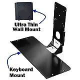 SDS Mini Vesa Keyboard Tray and Slim Wall Mount