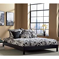 Murray Queen Bed (Black) by Fashion Bed Group