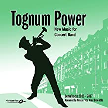 Tognum Power - New Music for Concert Band - Demo Tracks 2016-2017
