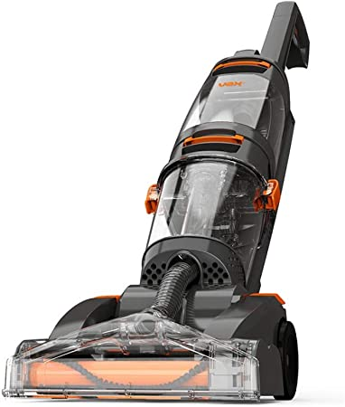 Vax Dual Power Carpet Cleaner, 2.7 Litre, 800 W, Grey [Energy Class A]